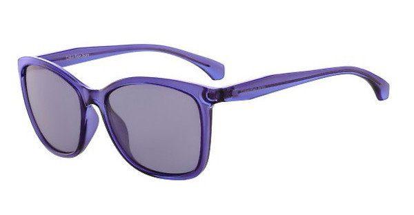 Calvin Klein Damen Sonnenbrille » CKJ812S«, lila, 506 - lila/ lila