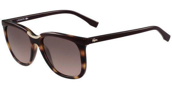 Lacoste Damen Sonnenbrille » L824S«, braun, 214 - braun