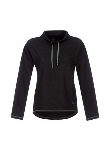TRIGEMA Sweatshirt mit Stehkragen