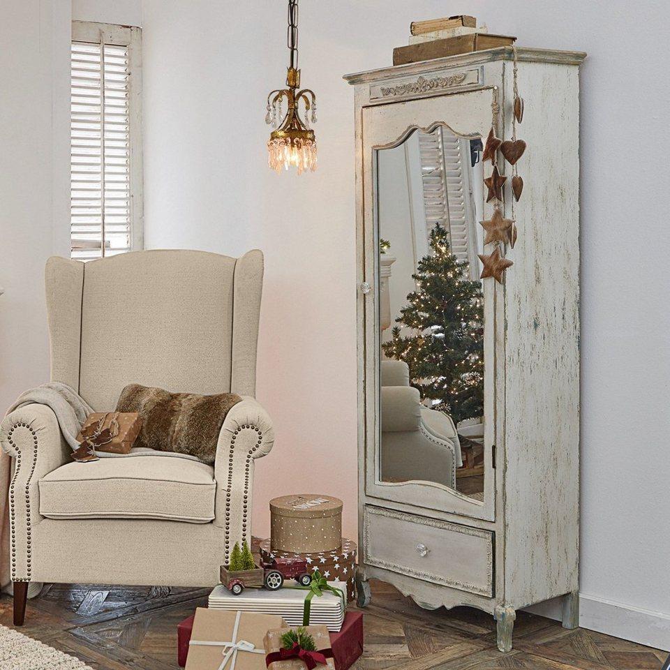 loberon schrank lucgarier online kaufen otto. Black Bedroom Furniture Sets. Home Design Ideas