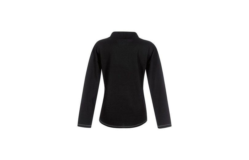 Aus Deutschland Freies Verschiffen Des Niedrigen Preises TRIGEMA Sweatshirt mit Stehkragen Spielraum Besuch Ausgezeichnet Billig Billig 5ns3I