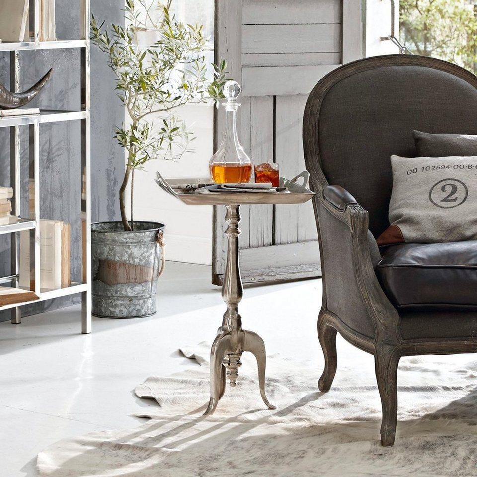 loberon beistelltisch melvin online kaufen otto. Black Bedroom Furniture Sets. Home Design Ideas