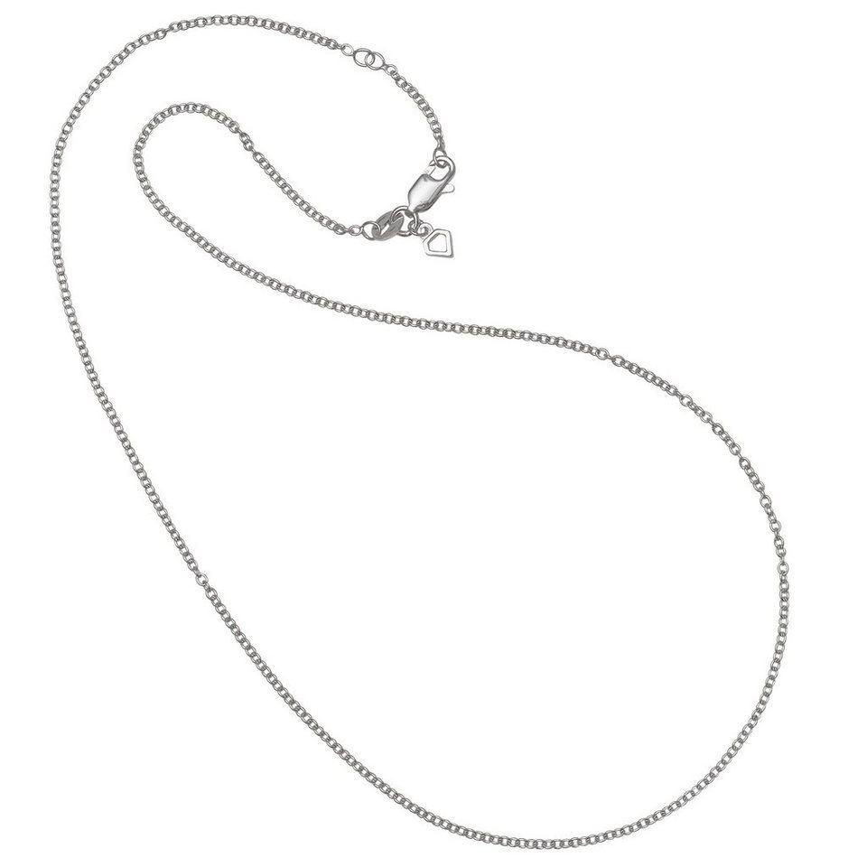 d5daa3774b94 Diamonfire Kette »925 - Sterling Silber rhodiniert Ankerkette ...