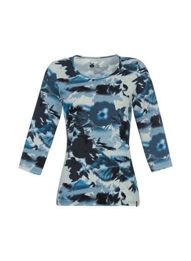 TRIGEMA 3/4 Arm Shirt aus Viskose