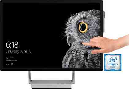 "Microsoft Surface Studio 28"" All-in-One PC, Core i7, 1 TB, 32 GB RAM"