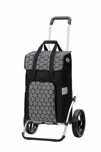 Andersen Einkaufstrolley »Royal Shopper®, MADE IN GERMANY«, 45 l, mit großem Thermofach