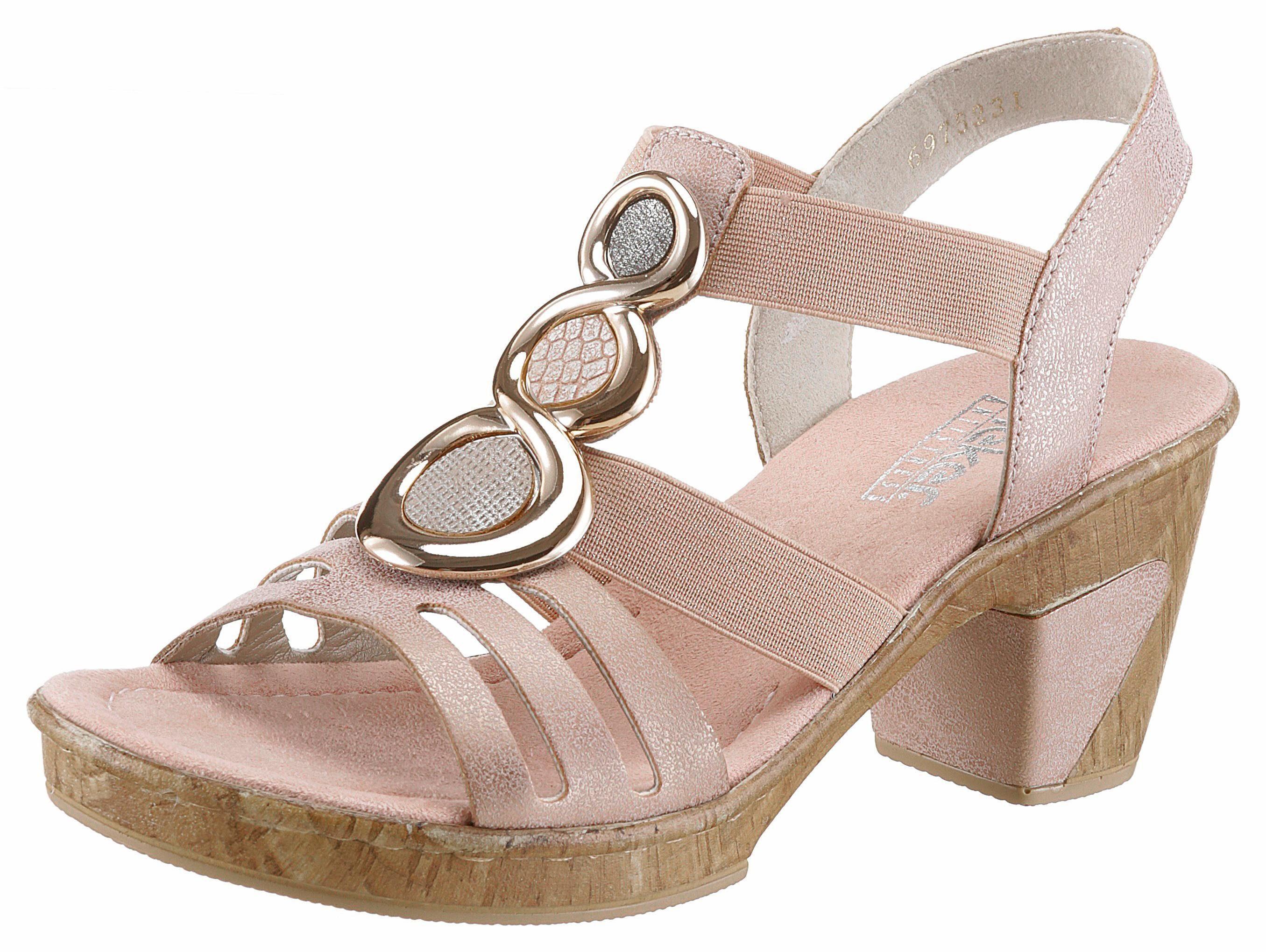 Rieker Sandalette mit angesagter Schmuck Applikation online kaufen | OTTO
