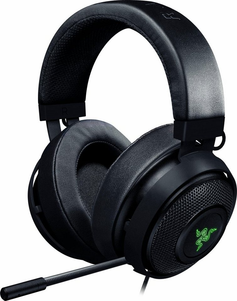 razer kraken 7 1 v2 oval gaming headset kaufen otto. Black Bedroom Furniture Sets. Home Design Ideas
