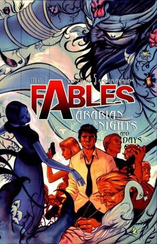 Broschiertes Buch »Fables TP Vol 07 Arabian Nights And Days«