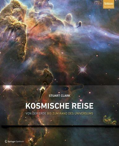 Gebundenes Buch »Kosmische Reise«