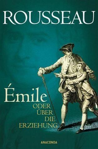 Gebundenes Buch »Émile oder Über die Erziehung«