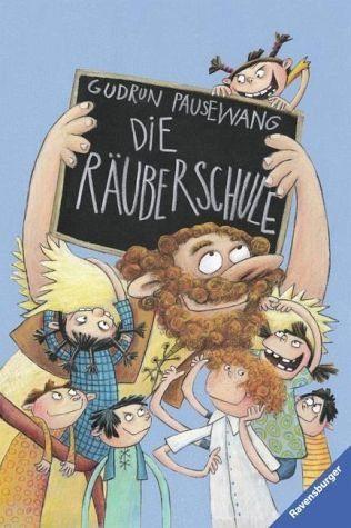 Broschiertes Buch »Die Räuberschule«