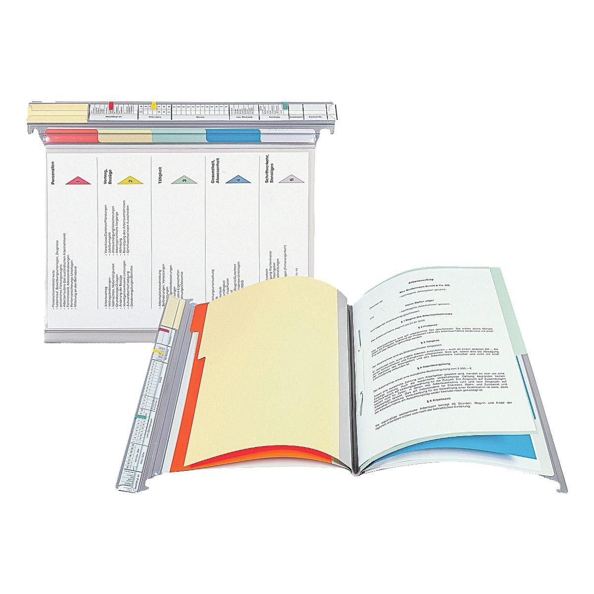 EICHNER Personalhefter und Kreditakte