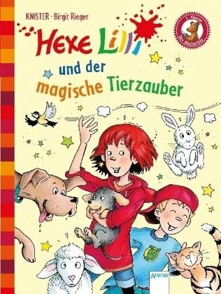 Gebundenes Buch »Hexe Lilli und der magische Tierzauber / Hexe...«