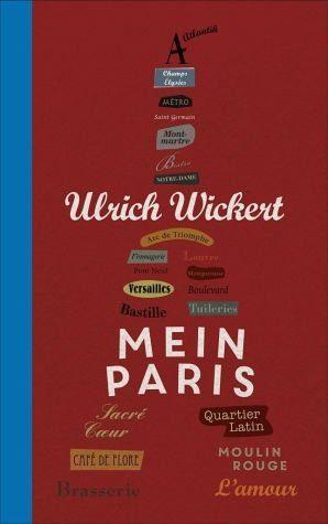 Gebundenes Buch »Mein Paris«