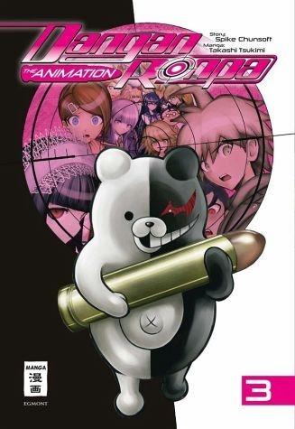 Broschiertes Buch »Danganronpa - The Animation / Danganronpa -...«