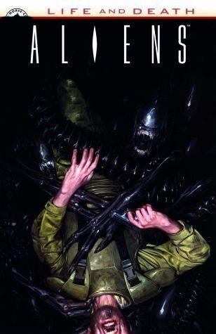 Broschiertes Buch »Leben und Tod: Aliens«
