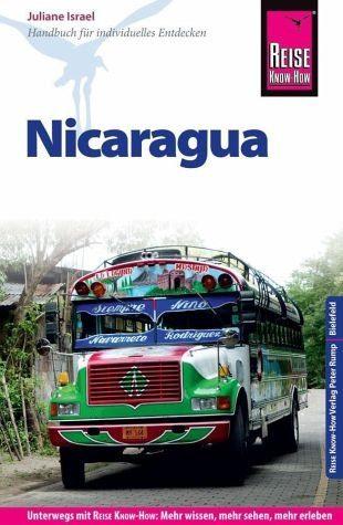 Broschiertes Buch »Reise Know-How Reiseführer Nicaragua«