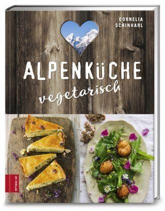Gebundenes Buch »Alpenküche vegetarisch«