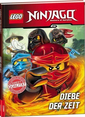 Gebundenes Buch »LEGO® NINJAGO® Diebe der Zeit«