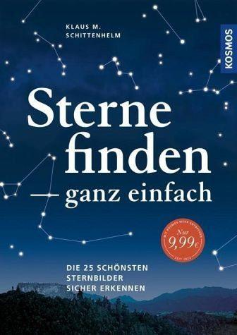 Gebundenes Buch »Sterne finden ganz einfach«