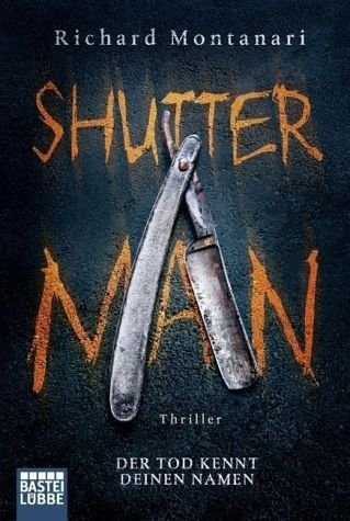 Broschiertes Buch »Shutter Man / Balzano & Byrne Bd.9«