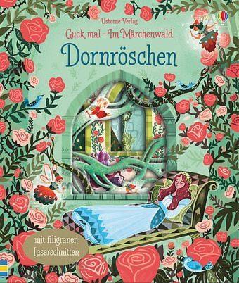 Gebundenes Buch »Guck mal - Im Märchenwald: Dornröschen«