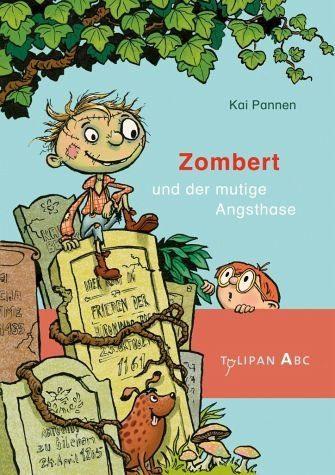 Gebundenes Buch »Zombert und der mutige Angsthase / Zombert Bd.1«