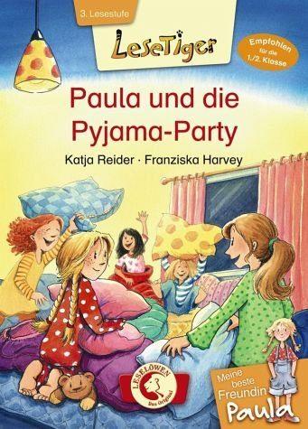 Gebundenes Buch »Lesetiger - Meine beste Freundin Paula: Paula...«