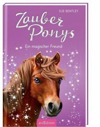 Gebundenes Buch »Ein magischer Freund / Zauberponys Bd.1«