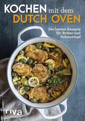 Broschiertes Buch »Kochen mit dem Dutch Oven«