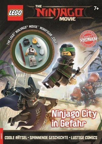 Gebundenes Buch »The LEGO® NINJAGO® MOVIE(TM) Ninjago City in...«