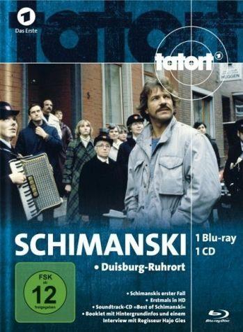 Blu-ray »Schimanski - Duisburg Ruhrort«