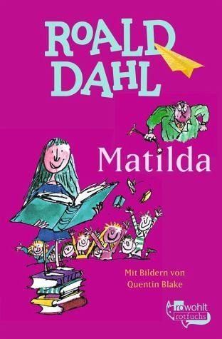 Broschiertes Buch »Matilda«