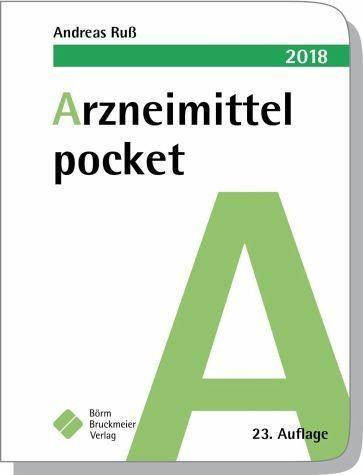 Broschiertes Buch »Arzneimittel pocket 2018«