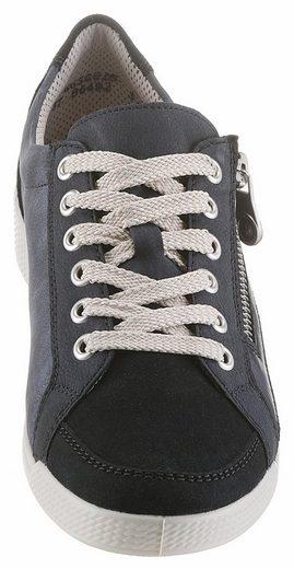 Rieker Sneaker, mit herausnehmbarer Lederinnensohle