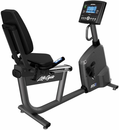 Life Fitness Liege Heimtrainer, mit GO Konsole, Aufbauservice optional, »RS1«