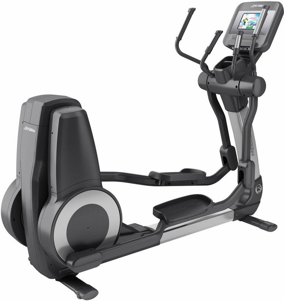 Life Fitness Ellipsentrainer Mit Discover Si Konsole Aufbauservice