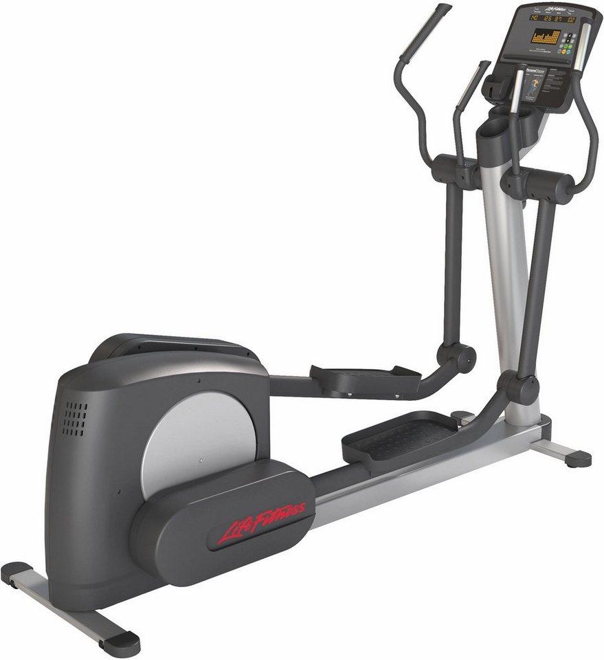Life Fitness Ellipsentrainer Club Series Aufbauservice Optional