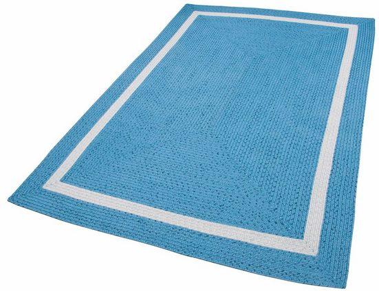 Teppich »Benito«, Gino Falcone, rechteckig, Höhe 6 mm, Flachgewebe, In- und Outdoor geeignet, Wohnzimmer