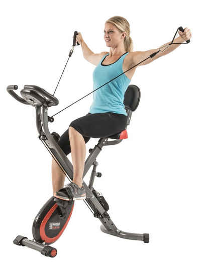 d0b6281539d71a MOTIVE FITNESS by U.N.O. Heimtrainer »Multi-Function X-BIKE«