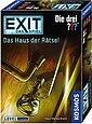 Kosmos Spiel, »Exit, Die drei ???, Das Haus der Rätsel«, Made in Germany, Bild 1