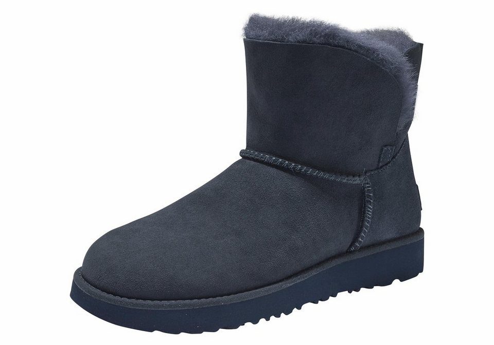 ugg classic cuff mini winterboots in moderner femininer silhouette online kaufen otto. Black Bedroom Furniture Sets. Home Design Ideas