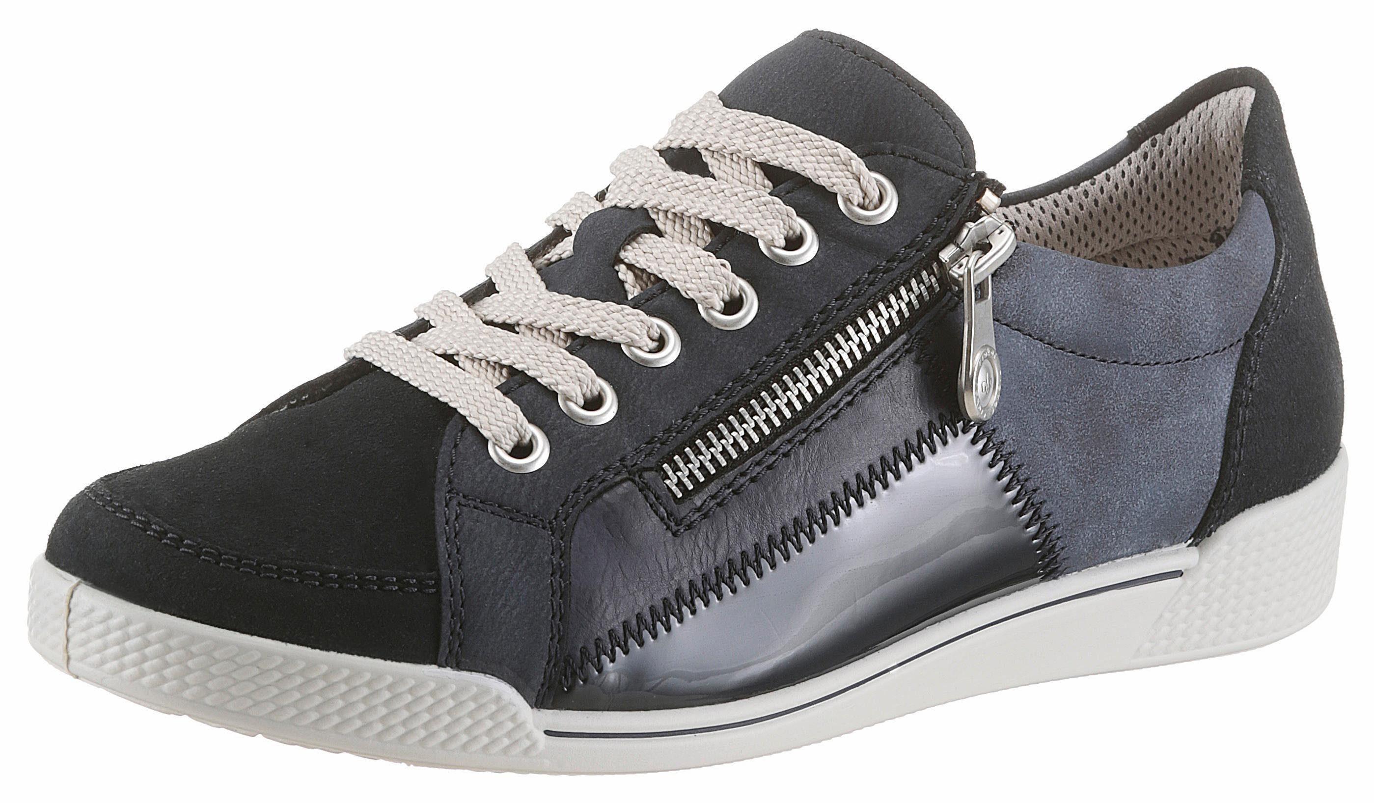 Rieker Sneaker mit herausnehmbarer Lederinnensohle