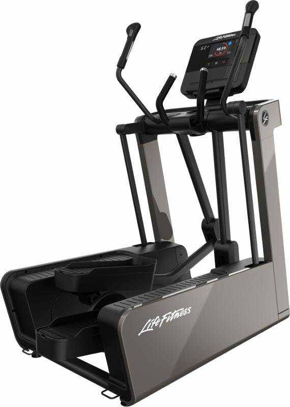 Life Fitness Ellipsentrainer, Aufbauservice optional, »FS6«