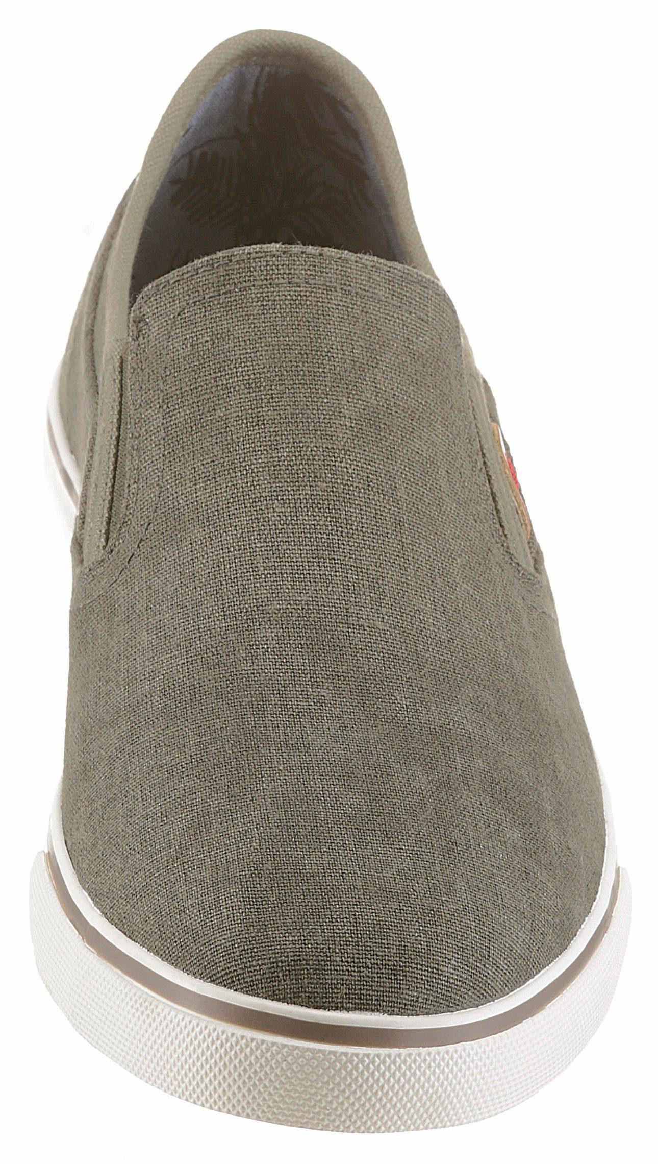 On nr 8490694483 Sneaker Artikel Zum Schlupfen Wrangler Mitos Khaki Slip wq6x8ap0E