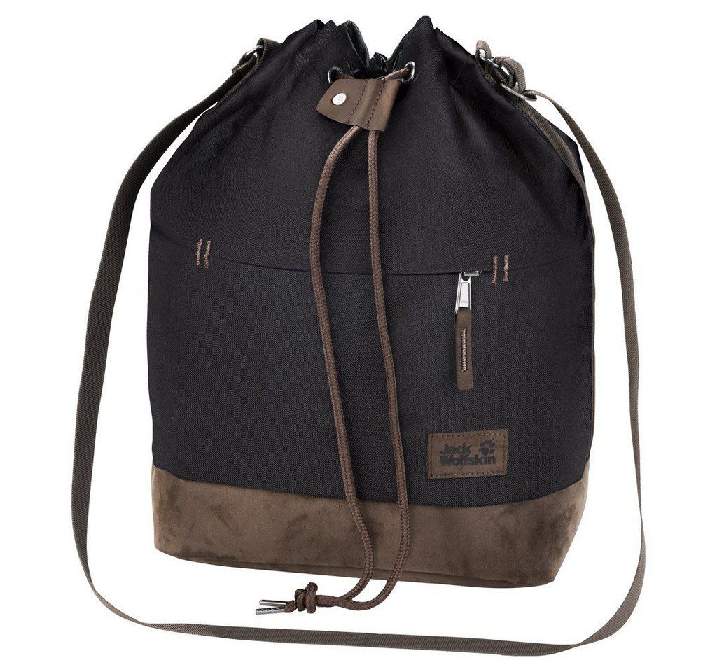 Jack Wolfskin Beuteltasche »SANDIA BAG« | Taschen > Handtaschen > Beuteltaschen | Schwarz | Jack Wolfskin