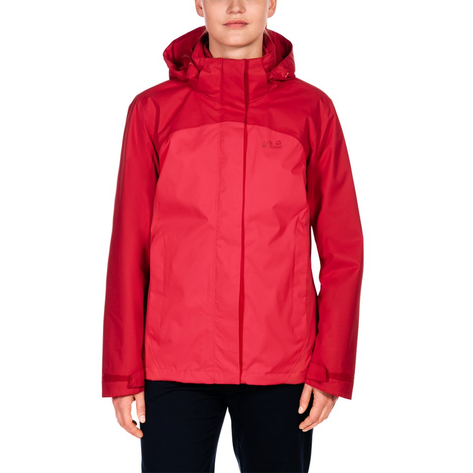 wholesale dealer 2276f c0a8d Jack Wolfskin 3-in-1-Funktionsjacke »ECHO BAY WOMEN« online kaufen | OTTO