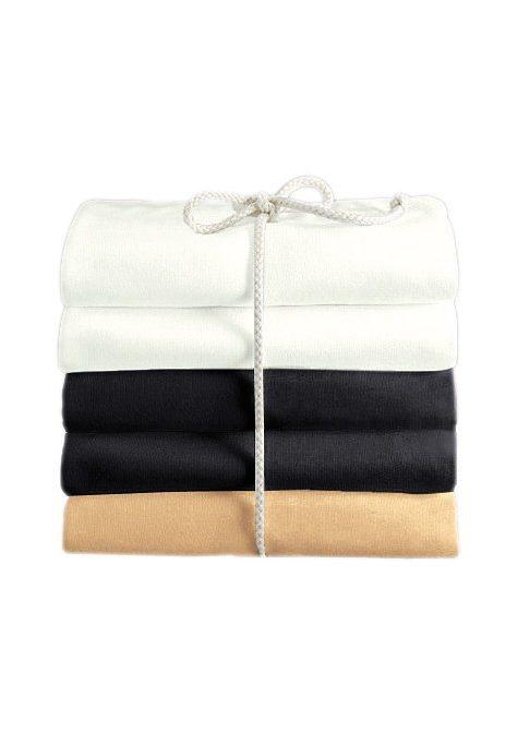 Taillen-Slip, Speidel (5 Stck.) in 1x beige, 2x champagner, 2x schwarz