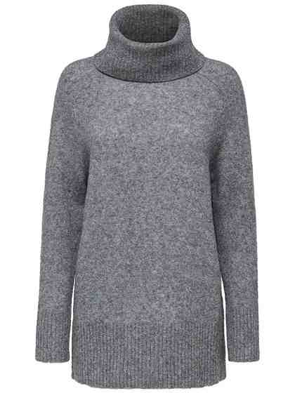 Selected Femme Weicher Woll Rollkragenpullover